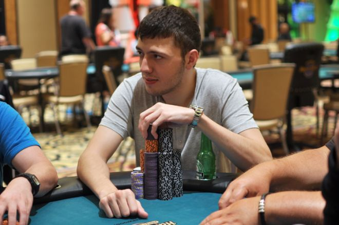 Seminole Hard Rock Poker Open: Sinishtaj Overall Leader After Day 1b 0001