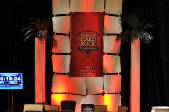 Seminole Hard Rock Poker Open: Как собирался гарантированный... 0001