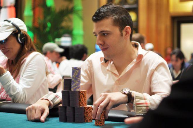 Seminole Hard Rock Poker Open: Interview With Chip Leader Gjergj Sinishtaj 0001