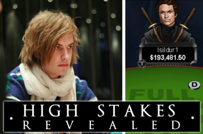 High Stakes Revealed: Blom wint en verliest een miljoen in een dag