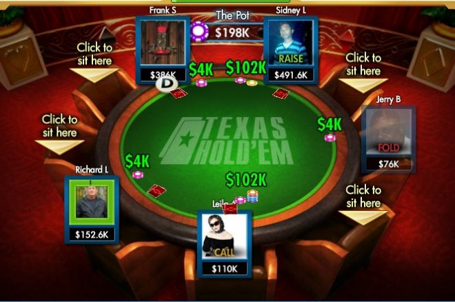 Free money online poker