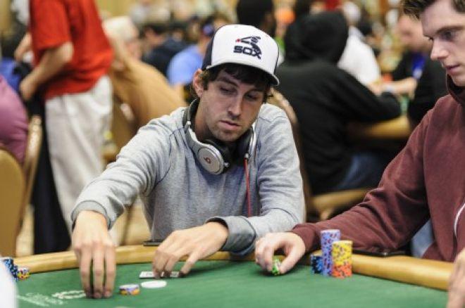 День 1B турнира World Poker Tour Legends of Poker: Рихтер вырвался... 0001