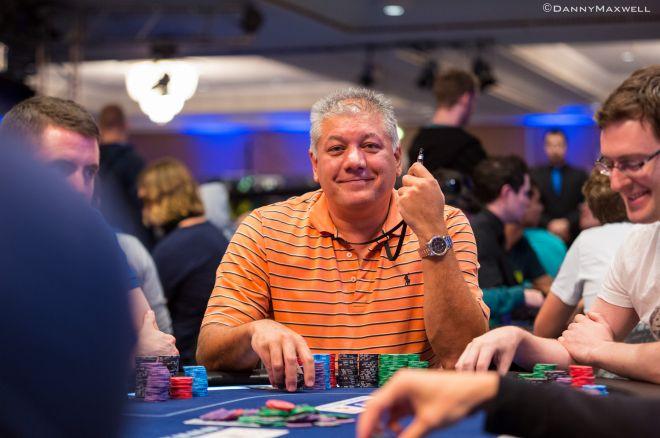 PokerStars.com EPT Barcelona Main Event Dzień 1a: ponad 500 wejść; Kostic prowadzi 0001