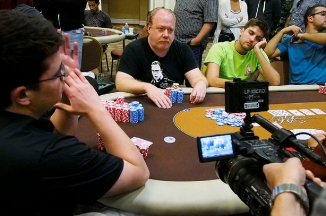 2013 World Poker Tour Legends of Poker Day 2: Heimiller Leads as Money Bubble Bursts 0001