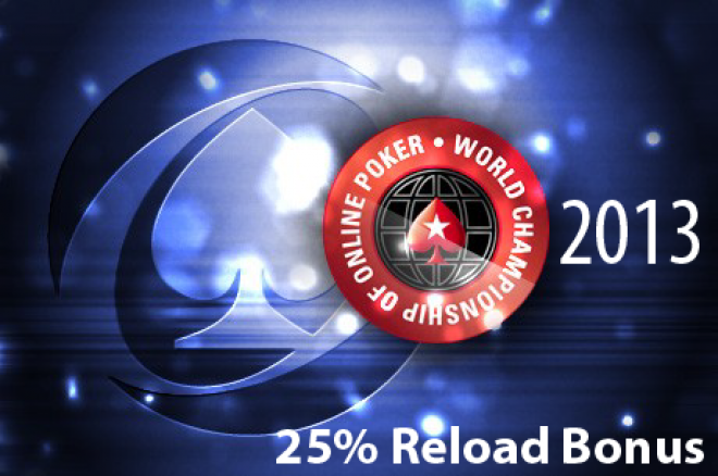 WCOOP Reload Bonus