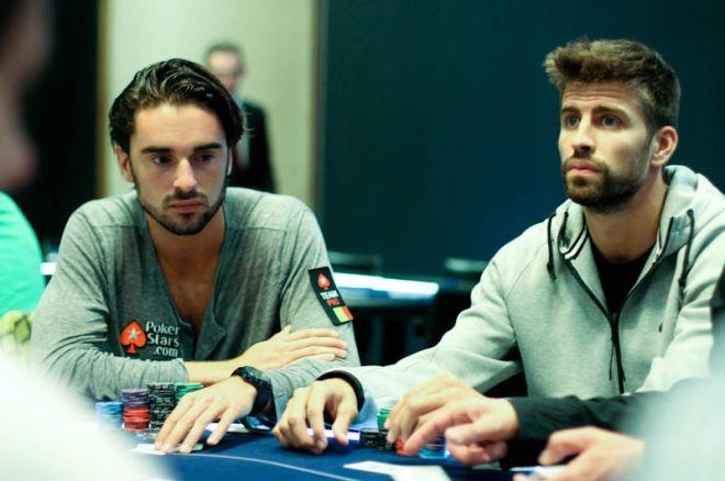 PokerStars.com EPT Barcelona Dag 1B: Reijmer met uitstekende stack naar dag 2