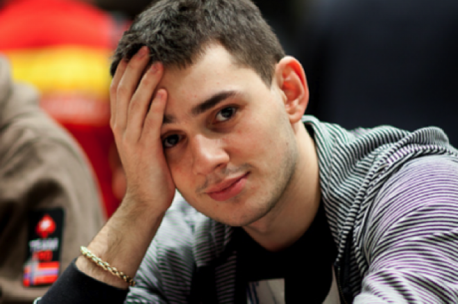 Gintaro Šimaičio žygis šalutiniame EPT turnyre įvertinas 30,850 eurų 0001