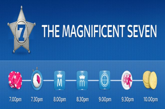 Sky Poker Launch The Magnificent Seven 0001