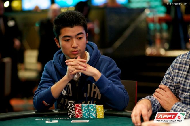 2013 APPT Melbourne Day 1b: Yanji Ge Takes Overall Lead Into Day 2 0001