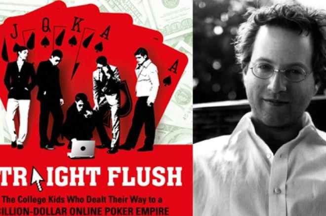 """Išskirtinai: Ben Mezrich aptarinėją """"Straight Flush"""" knygą bei visa tiesa apie... 0001"""