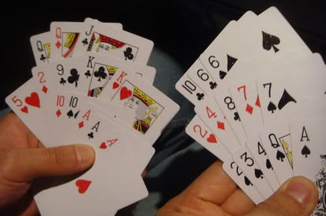 How Much Luck and Skill/Edge Exists in a Game of Open-Face Chinese Poker? Part II 0001