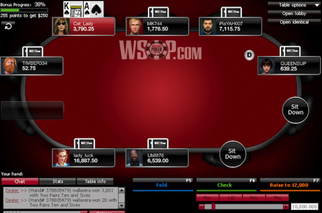 Wsop online poker real money pokerist texas poker game