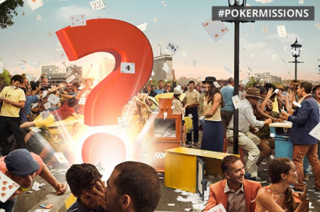 PartyPoker Weekly: New #pokermissions, Kara Scott's Blog and More! 0001
