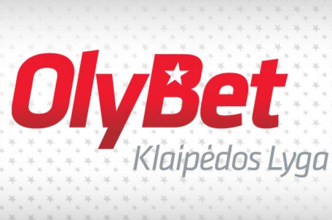 OlyBet Klaipėdos Pokerio Lyga 0001