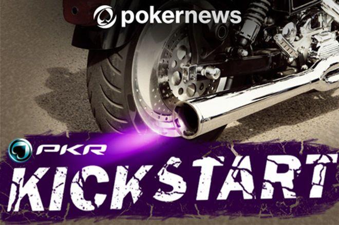 PKR Kickstart csomag: $300-nyi ajándék új befizetőknek 0001