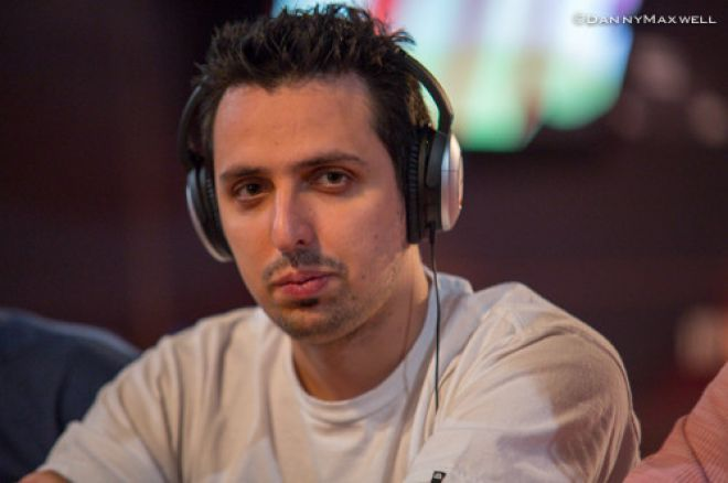 Reigning UKIPT London Champion Sergio Aido