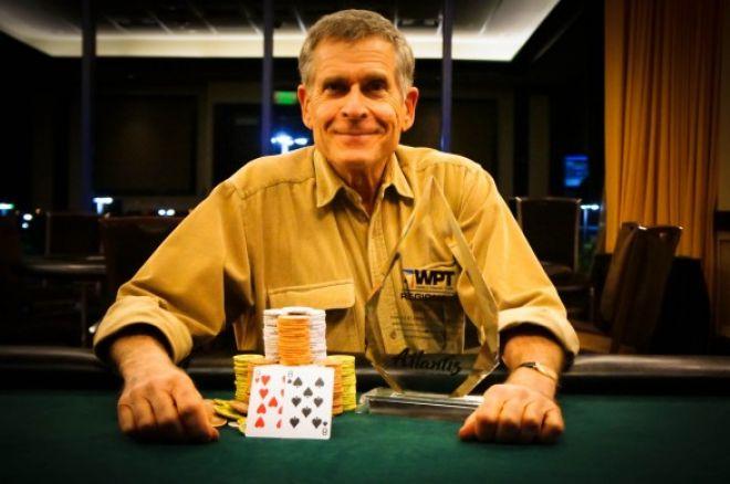 WPT Regional Nevada Western Poker Challenge Champion Steve Brecher