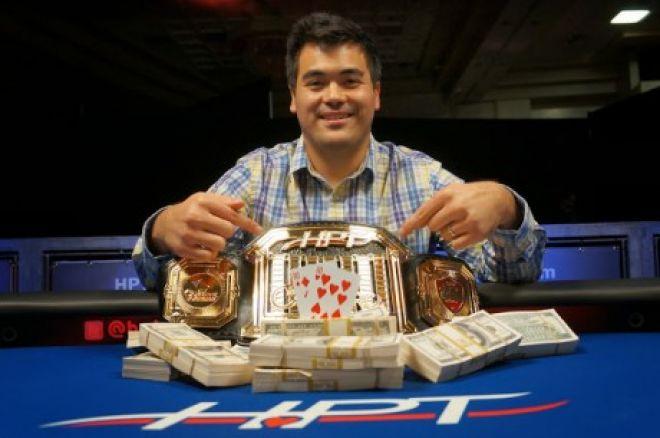 Кріс Тонг став переможцем в Головній події Heartland... 0001