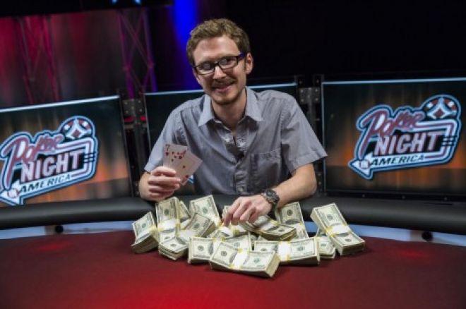 Шоу Poker Night in America проведет очередной сезон в Peppermill Reno с 15 по 24 ноября 0001