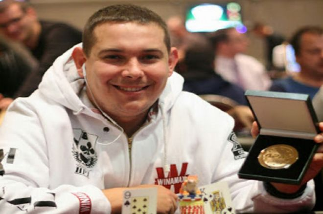 Frenchman Seb Kerrien Wins the APAT 2013 Irish National Poker Championship 0001