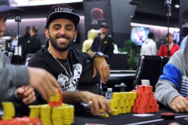 Второй день мейн-ивента серии Full Tilt Poker Montreal:... 0001