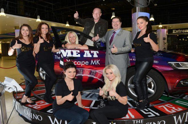 New Milton Keynes Casino Proves Popular; Punter Wins an Audi Q5 Worth £40K 0001