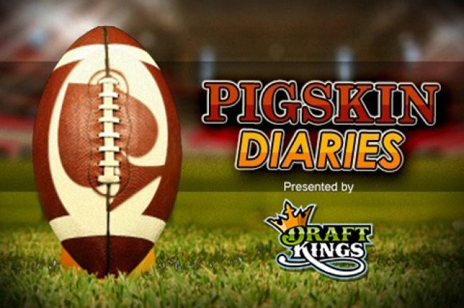 Pigskin Diaries Presented by DraftKings Week 5: The Gap Between the Best and the Worst 0001