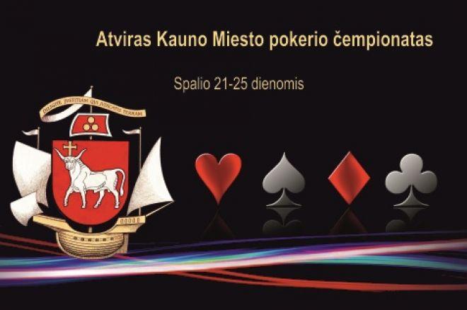 Atviras Kauno miesto pokerio čempionatas 0001