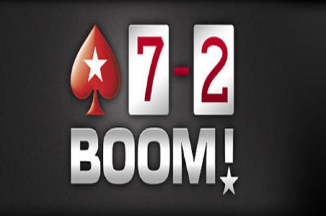 Ganha Prémios com a Promoção 7-2 Boom na PokerStars 0001