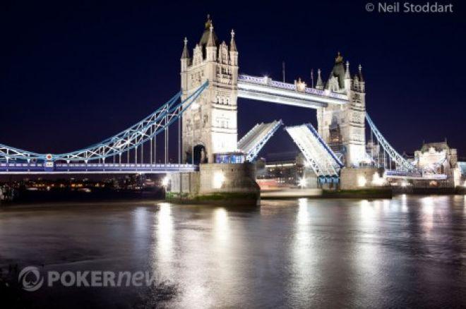 Хайроллеры направляются в Лондон 0001