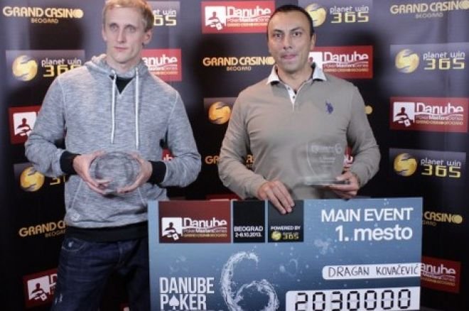 Dragan Kovačević je Šampion DPM VI Main Eventa! 0001