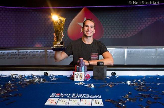 Мартін Фінгер виграв турнір суперхайроллерів за £... 0001