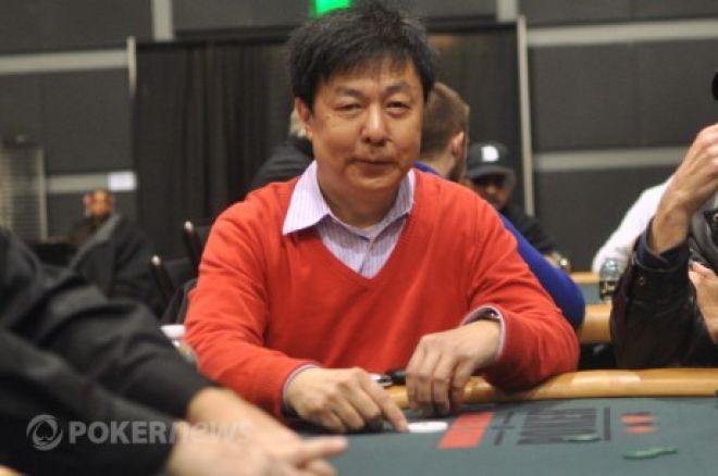 Обладатель браслета WSOP Роберт Чонг выиграл Sunday... 0001