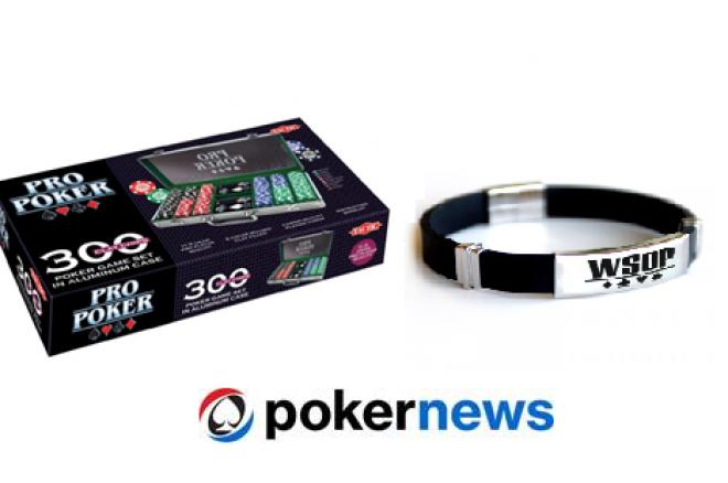 PokerNews te regala un maletín de póker y la pulsera oficial de las WSOP, ¿lo quieres? 0001