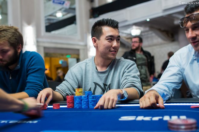 PokerStars.com EPT London Main Event Dzień 3: Kozlov liderem, uczniak w kasie! 0001