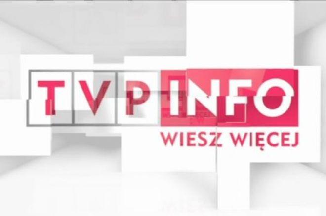 O absurdach ustawy hazardowej na TVP Info 0001
