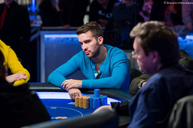 PokerStars.com EPT London Main Event Dzień 5: Jeff Rossiter zasiądzie jako chip leader na... 0001