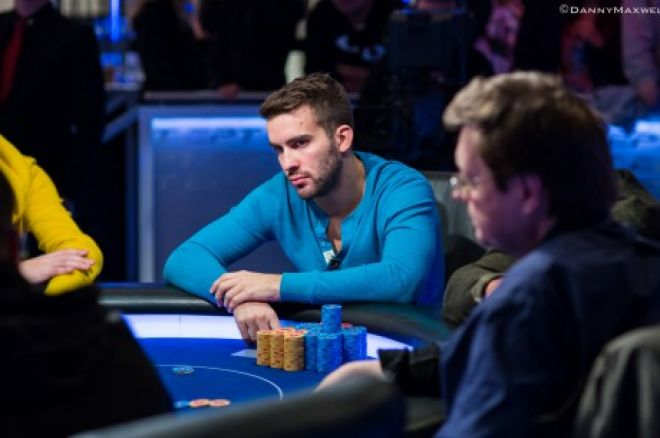 PokerStars.com EPT London Main Event Day 5: Rossiter Leads the Final Table 0001