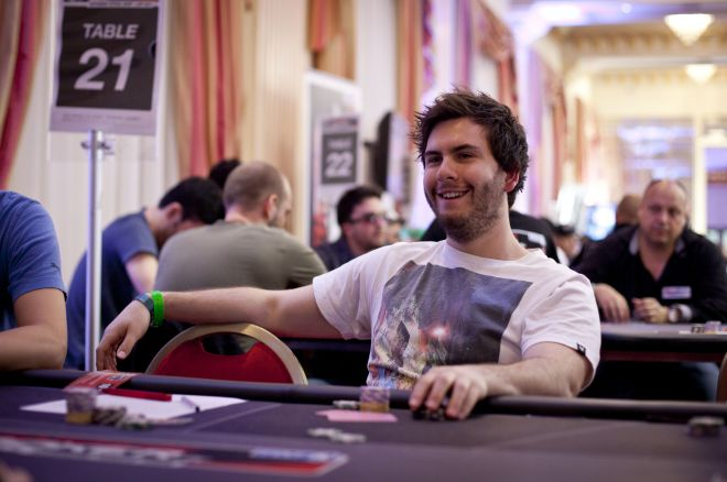 2013 WSOP Europe Day 3: Kramer and Karamalikis Top Event #2 Day 1b Survivors 0001