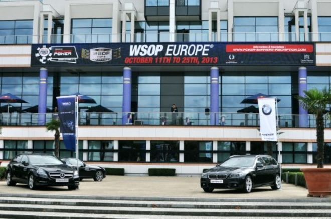 WSOP Europe 2013 : путівник по місту Енгіен -ле - Бен 0001