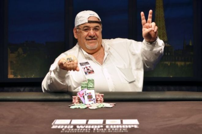 """Big Roger"" Hairabedian and Noah Schwartz Grab Gold at 2013 WSOP Europe 0001"