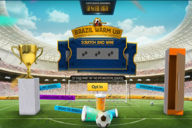 Win a VIP Holiday Package to Brazil at Betfair Poker 0001