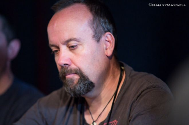 Fifteen Players Remain in the 2013 IPO Dublin Main Event; Andy Black is 6th 0001