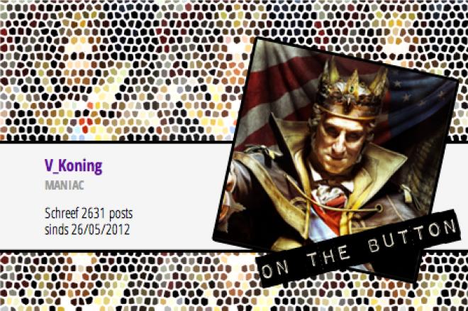 On the Button - V_Koning door de bocht