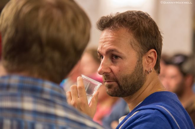 Daniel Negreanu will be playing at the UKIPT Isle of Man