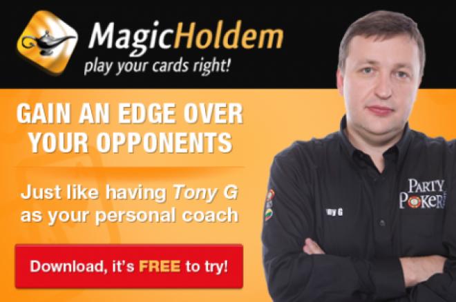 Представлення персонального покерного тренера MagicHoldem 0001