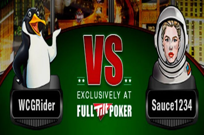 """WCGRider"" Vence Heads-Up No Limit Hold'em Challenge a ""Sauce1234"" ($740,000) 0001"
