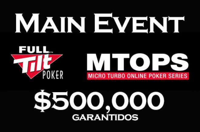 Micro Turbo Online Poker Series Terminam Amanhã, 10 Torneios por Jogar! 0001