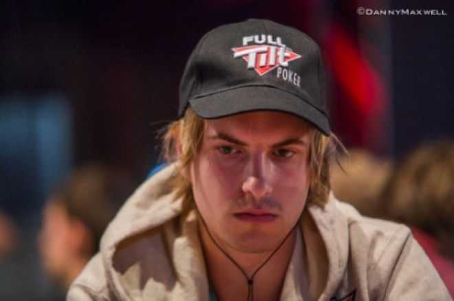 "Take on Viktor ""Isildur1"" Blom Heads-Up in the Full Tilt Poker Blom 100! 0001"