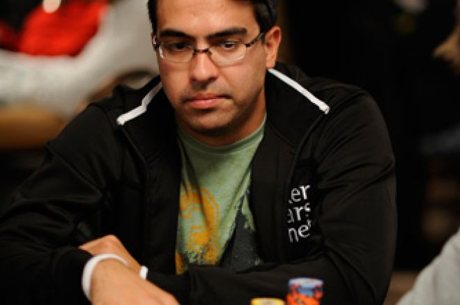 Джонатан Дрісколл про гру на Betfair Poker 0001
